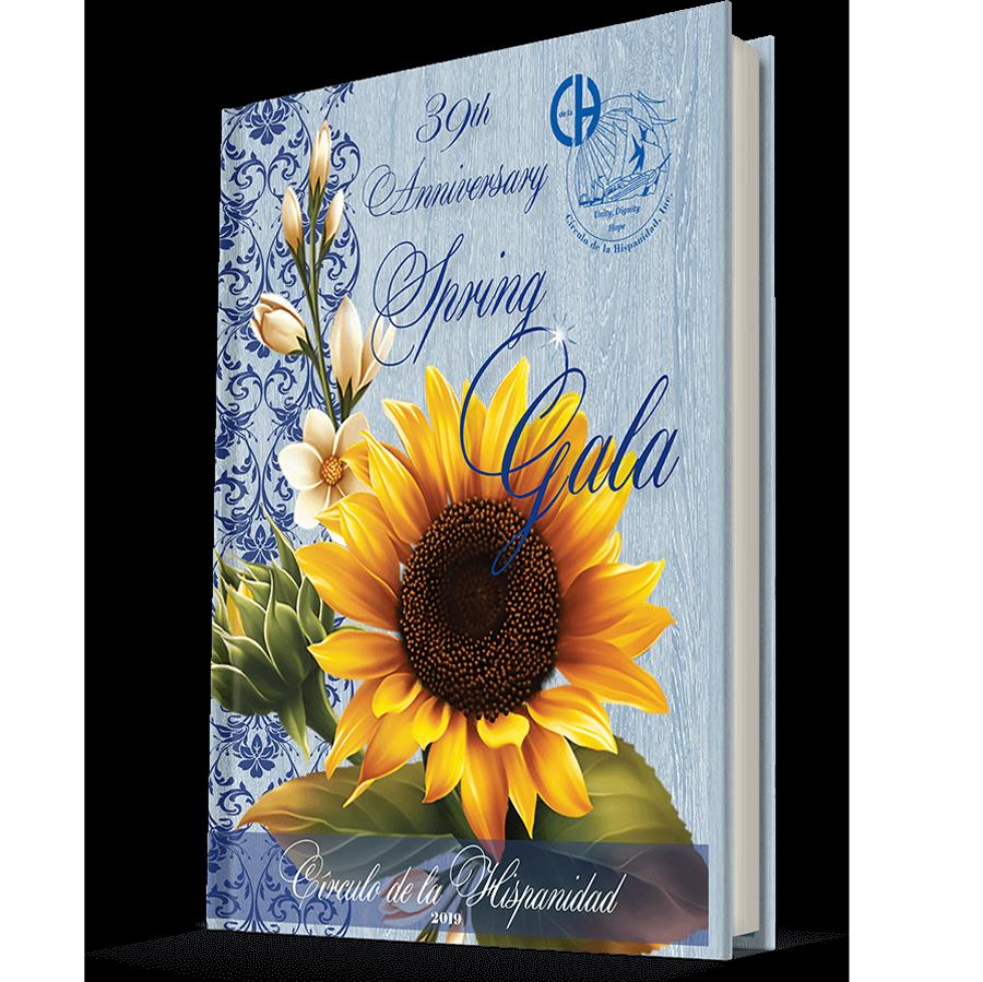 Círculo de la Hispanidad's 39th Anniversary Spring Gala Journal